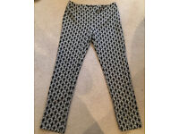 Womens Next Trousers - Size 8 & 10