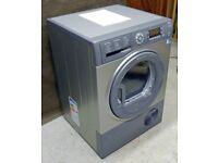 10 Month Old Hotpoint Ultima '9kg-B energy' Sensor Condenser Tumble Dryer