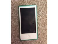 ipod nano 7th generation 16GB- perfect condition