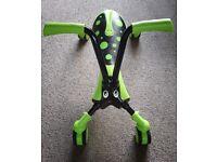 ScrambleBug Hornet (like Scuttlebug but turns 360degrees)