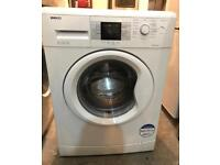 8KG A+ BEKO WMB81241LW WHITE WASHING MACHINE 3 MONTH WARRANTY, FREE INSTALLATION