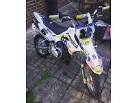 Kawasaki klx 110 l 2015 mint condition