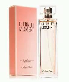 Eternity Moment 100 ml Calvin Klein RRP £56 SuperDrug