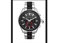 c95665367e99 ARMANI EXCHANGE MENS ENZO BRACELET WATCH