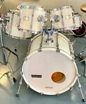 o.a. YAMAHA SC 399- MAPEX 1295- ROGERS H. 1199- ...+SNARES