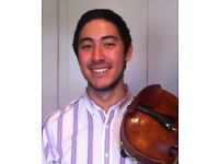 Violin /Viola Lessons Teacher Teaching Tuition - Beginners to Advanced