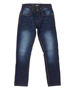 Regular stretch jeans in maat 140