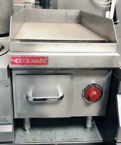 Cecilware Stainless Steel Heavy Duty Electric Griddle. Restaurant Equipment, Food Equipment, Kitc