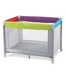 Mothercare jewel travel cot as new very good