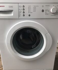 Bosch new model top of the range strong efficient and relaible washing machine