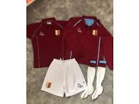 Full PE Kit St Cuthberts Catholic High School