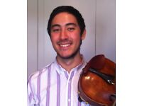 Violin and Viola Teacher / Teaching / Tuition - Beginners to Advanced