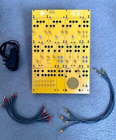 Teenage Engineering po400 Modular Synthesizer