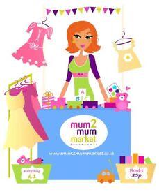 Mum2mum Market Norwich - Nearly New Baby & Childrens Sale