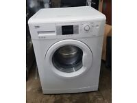FREE DELIVERY Beko 7KG, A++ enegry rated, 1400spin washing machine WARRANTY