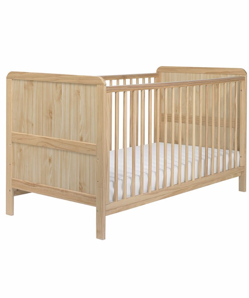 Mothercare Ashton Cot Bed Teething Rail