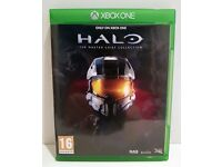 Halo The Master Chief Collection - Xbox One Game - Like New Amazing Multiplayer Shooter Halo 1 2 3 4