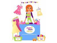 Mum2Mum Nearly new market - Spondon 3rd June