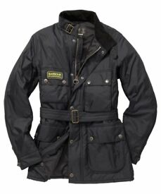 Men's Barbour Padded International Quilted Jacket