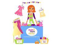 Mum2mum Nearly new Baby and Childrens Market