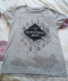 Harry potter t-shirt size 10 brand new