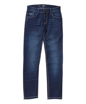 Slim fit stretch jeans in maat 152