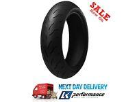 1 x 190/50-17 73W ZR Bridgestone Battlax BT016 SUZUKI GSX-R1000 2009 Rear Tyres