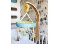 Luxury baby cot mobile - in excellent condition