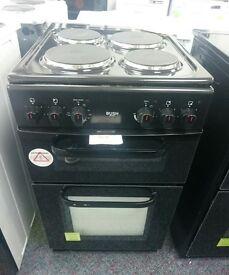 Bush BET50B Electric Cooker- Black Item No.SBAR1150415060442