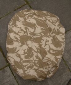 British Army Bergen / Backpack Cover in Desert Camo Pattern (spare wheel cover?)