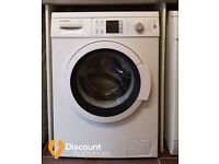 Bosch WAQ28461GB Exxcel VarioPerfect 8kg 1400rpm Freestanding Washing Machine - 6 Months Warranty