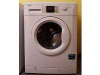 Beko 7KG 1400spin Digital Display Washing Machine - 6 Months Full Warranty