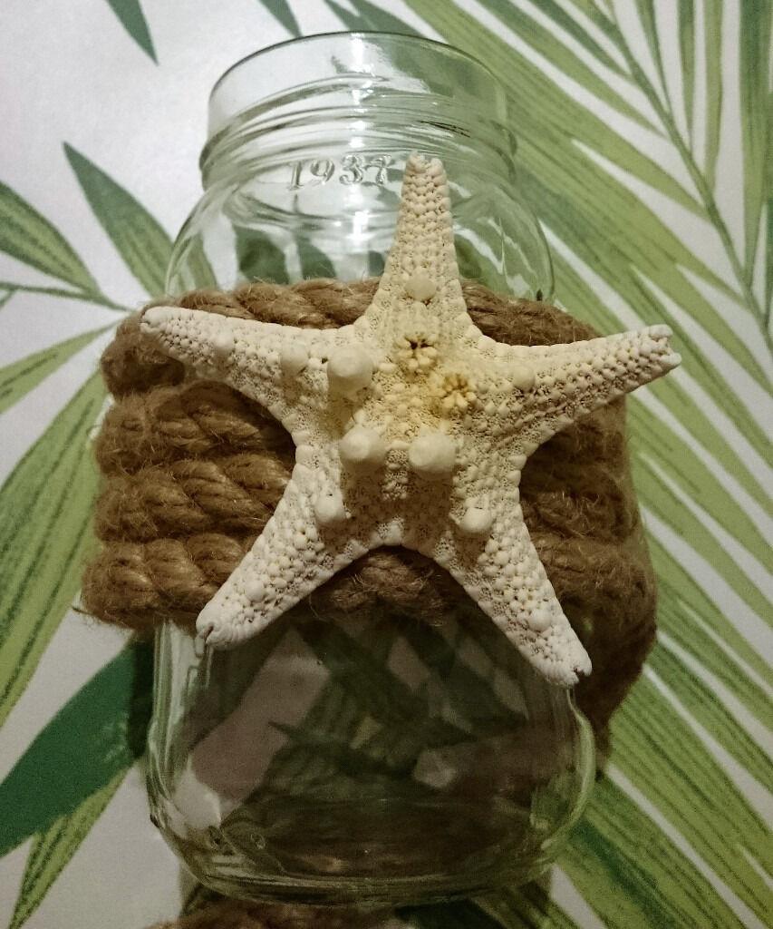 Shabby Chic Starfish Jarsin Hull, East YorkshireGumtree - Shabby Chic Starfish Jars Each £4 Shabby Chic Starfish Jars Each £4 Shabby Chic Starfish Jars Each £4