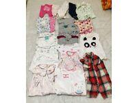 0-6 Months baby girl bundle