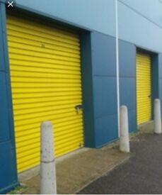 Unit/garage/lock up WANTED