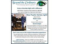 Psychic Variety Night