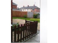 To Rent 2 Bedroomed End Terrace House In Stockton - Castelton Road TS18 3LP