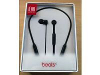 BeatsX Wireless Earphones (Black)