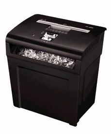 Fellowes Powershred P-48C 8 Sheet Cross Cut Personal Shredder With Safety Lock Used for one Day