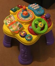 Vtech little star activity table