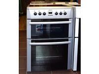 60cm Beko Ceramic Cooker, Double Fan Assisted Oven / Grill- 6 Months Warranty