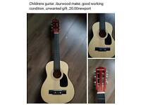 Childrens guitar