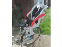 Childs Co Pilot cycle seat and carrier
