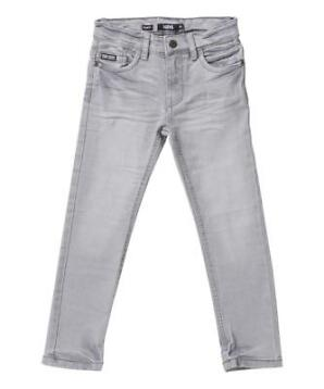 Slim fit stretch jeans in maat 128