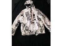!OPEN FOR OFFERS! Snowboard Winter Jacket Cropp Waterproof Windproof Breathable Fabric XXL