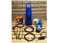 Alto Dynamic pressure washer with comprehensive accessory kit - £99ono.