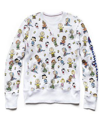 Champion Crew Sweatshirt (Todd Snyder Champion Peanuts Gang Alle über Crew Sweatshirt Hergestellt in USA)