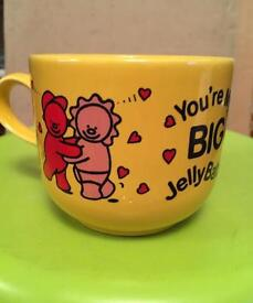 Collectable Big JellyBaby Cup.