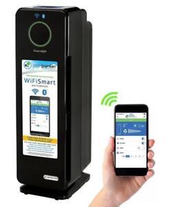 GermGuardian CDAP4500BCA WiFi Smart 4-in-1 Air Purifier