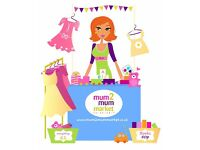 Mum2mum Market - Baby and Kids Nearly New Sale - East Kilbride